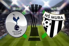 Live Streaming Liga Eropa EUFA Tottenham vs Mura