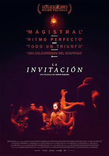 Cartel: La invitación (2015)
