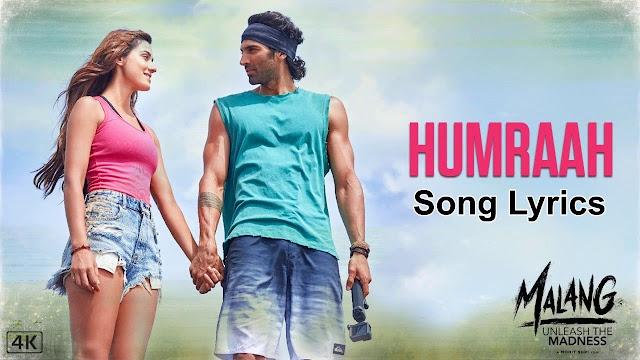 Humraah Lyrics in Hindi