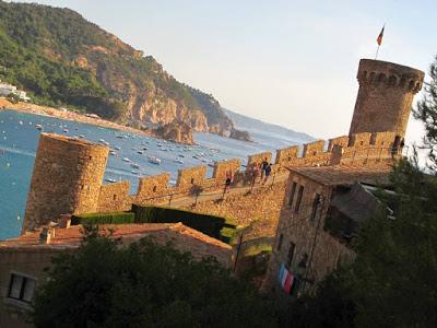 Muralla de Tossa de Mar