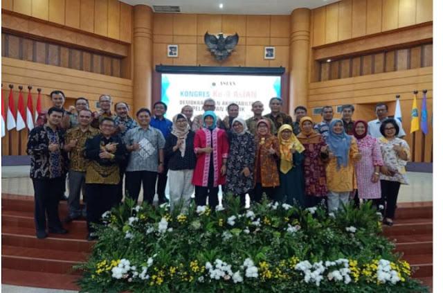 Dosen  FIS UNP, Afriva Khaidir Pimpin Kongres Asosiasi Ilmuwan Administrasi Negara (AsIAN)