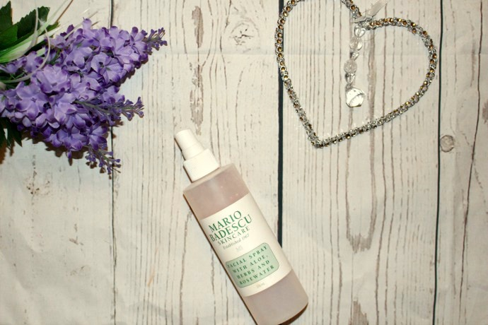 Mario Badescu Facial Spray with Aloe, Herbs and Rose Water