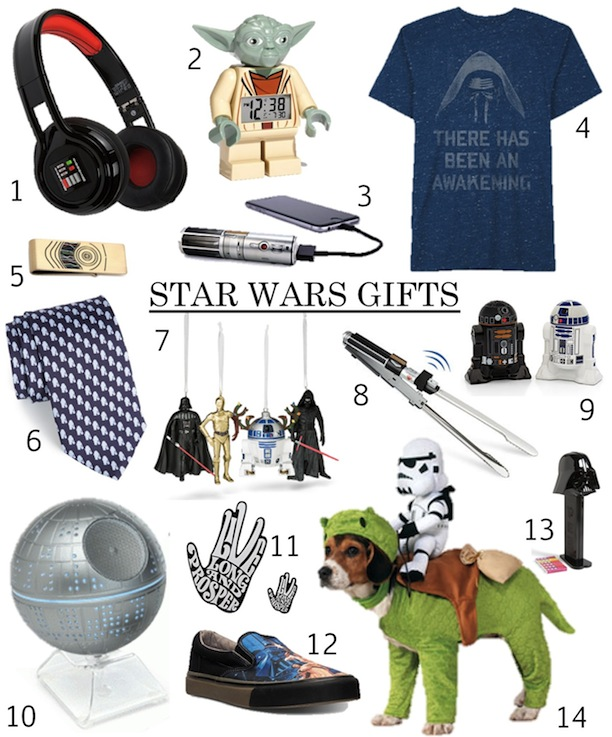 A Bit of Sass: Holiday Gift Guide: STAR WARS Edition