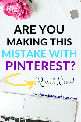 Are you tired of not getting traffic from Pinterest? In my blog post I show you exactly how to get traffic from Pinterest. No fluff or gimmicks. Pinterest marketing, beginner bloggers, blog traffic. #pinterestmarketing