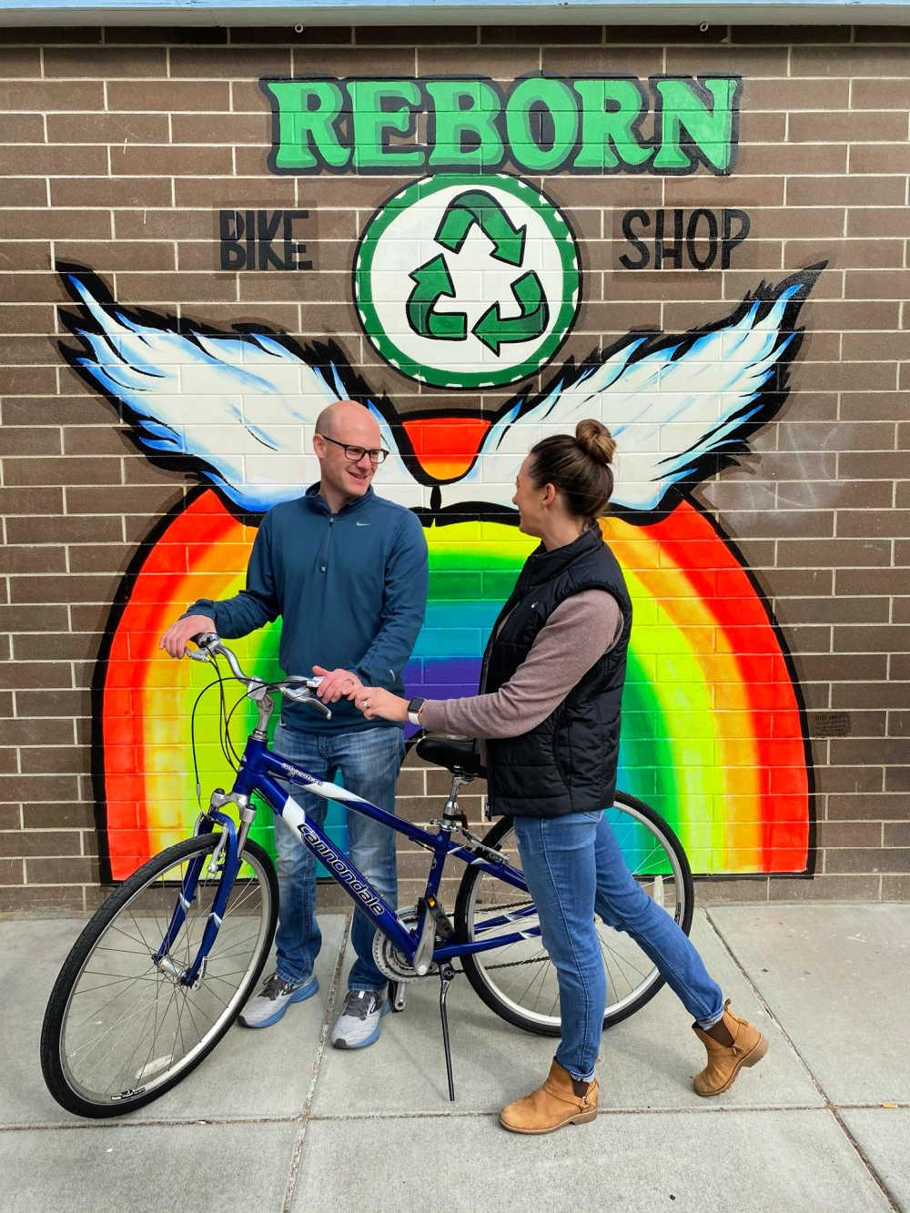 reborn bike shop bike rental tri-cities