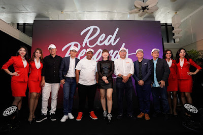 [Entertainment] AirAsia Group and Universal Music Group Launch RedRecords