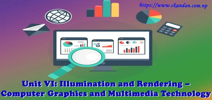 Unit VI: Illumination and Rendering – Computer Graphics and Multimedia Technology