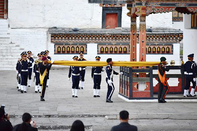 Thimphu Tashichho Dzong