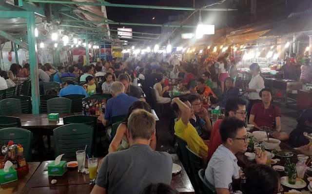 chợ đêm dương đông phú quốc