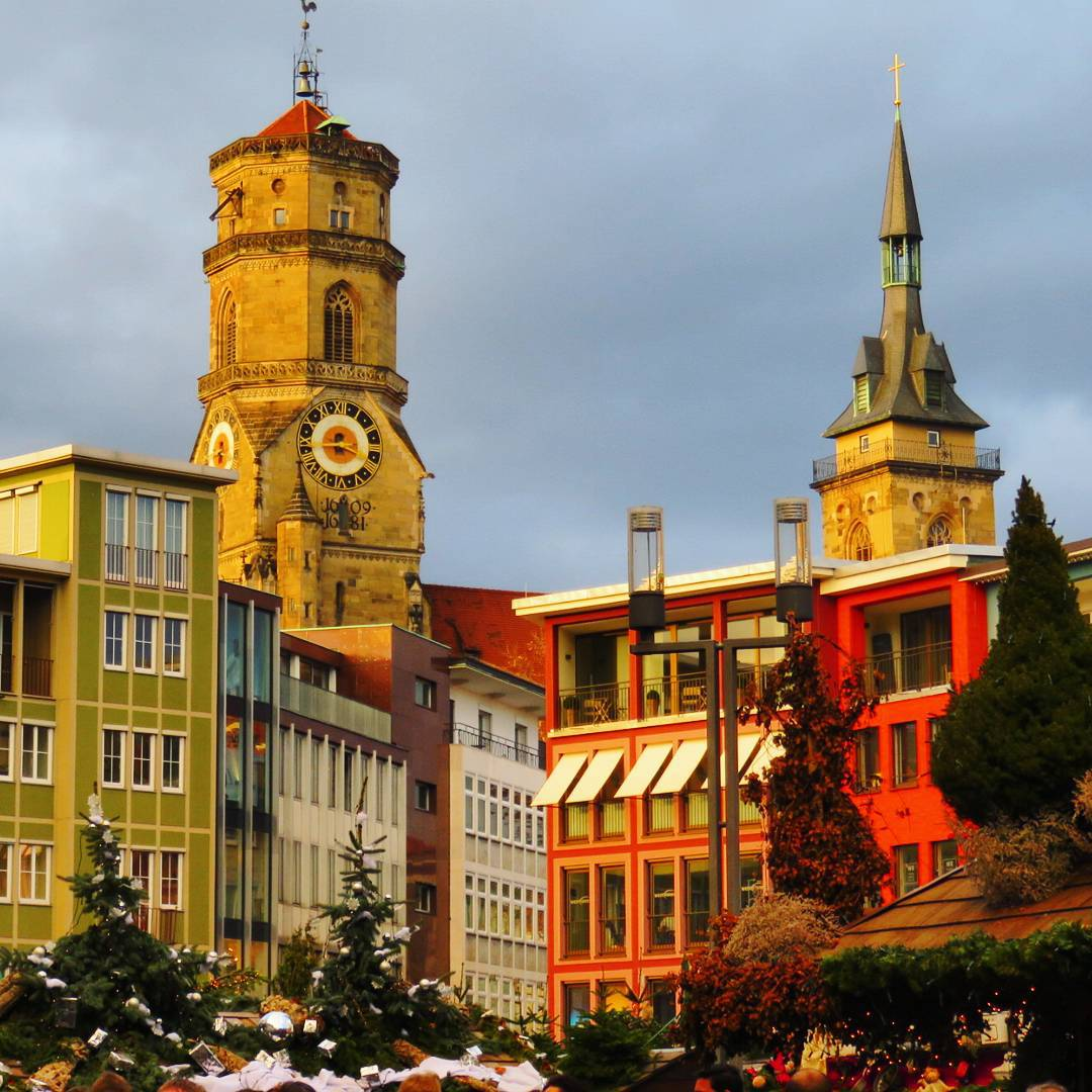 Christmas In Stuttgart Germany.How To Spend Christmas In Stuttgart Germany