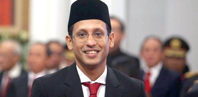 Nadiem Senang Dan Puji Sri Mulyani, Karna Anggaran Kuota Internet Rp 9 Triliun Disetujui
