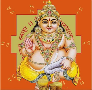 lord kuber mantra
