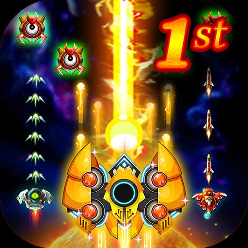 تحميل لعبه Space Hunter: Arcade Shooting Games مهكره وجاهزه