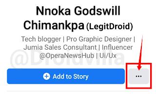 facebook profiile username