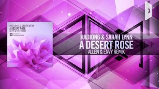 Lirik Lagu A Desert Rose - Radion6 & Sarah Lynn