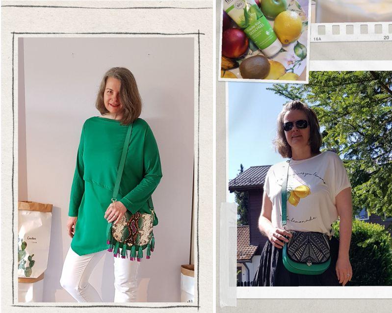 Neues in 2020: Shirts und Taschen