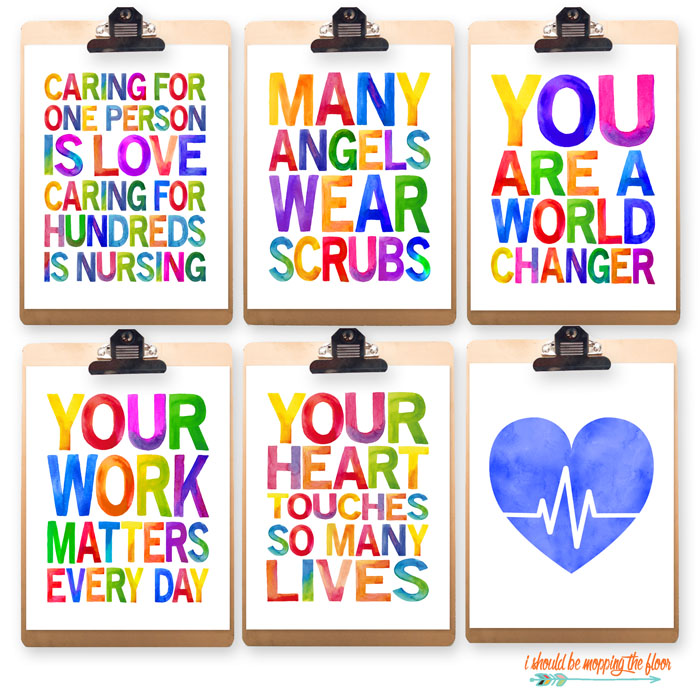 Printables for Nursing