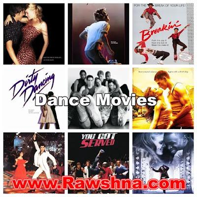 افضل افلام الرقص على الإطلاق