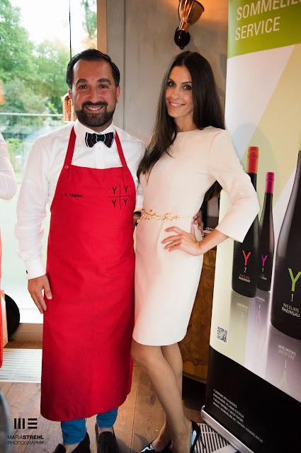 Ahmet Yildirim und Jeannette Graf