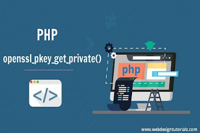 PHP openssl_pkey_get_private() Function