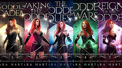 Goddess Academy series