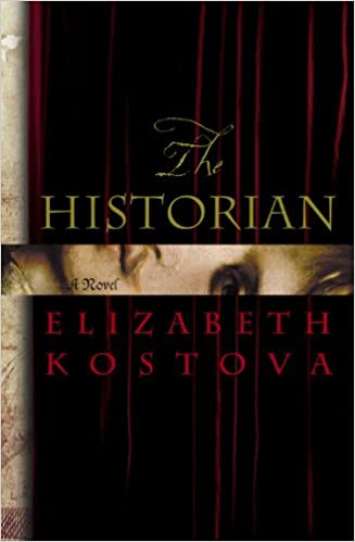 cover of The Historian by Elizabeth Kostova