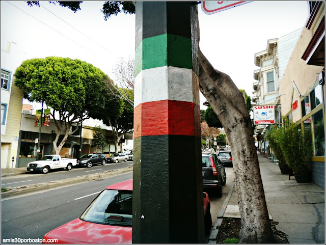 North Beach: El Barrio Italiano