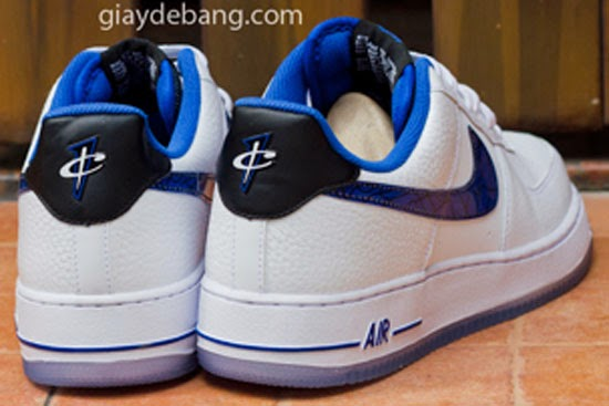 643faa3580 Originally seen 2011 via Sole Collector, this 1-of-1 Nike Air Force 1 Low  CMFT Premium was made exclusively for Penny Hardaway. Today, we have  another look ...