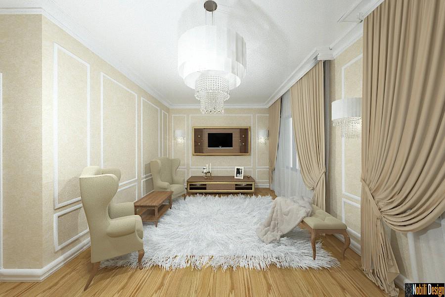 Nobili Design | Amenajari interioare living casa clasica Braila | Firma Design interior Braila. Amenajari - interioare - living - casa - Braila.