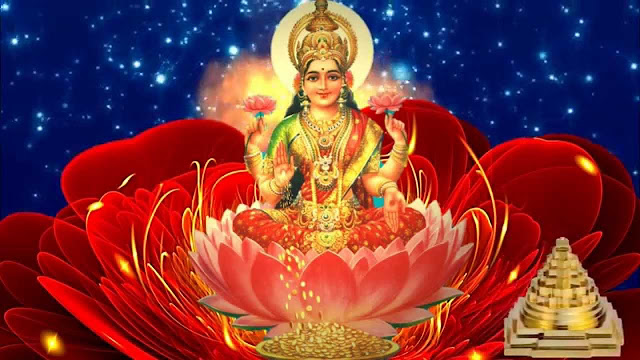 Maa Lakshmi  Wallpaper Full Size For Desktop