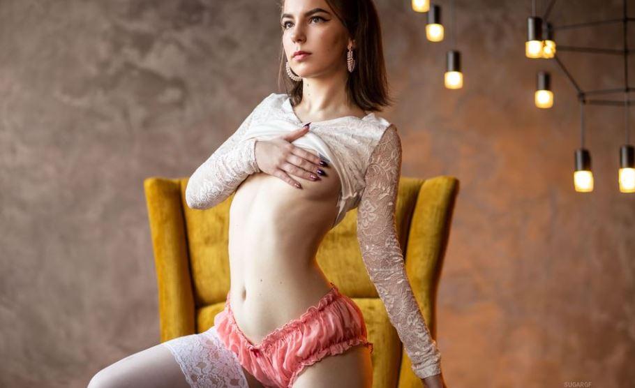 SugarGF Model GlamourCams