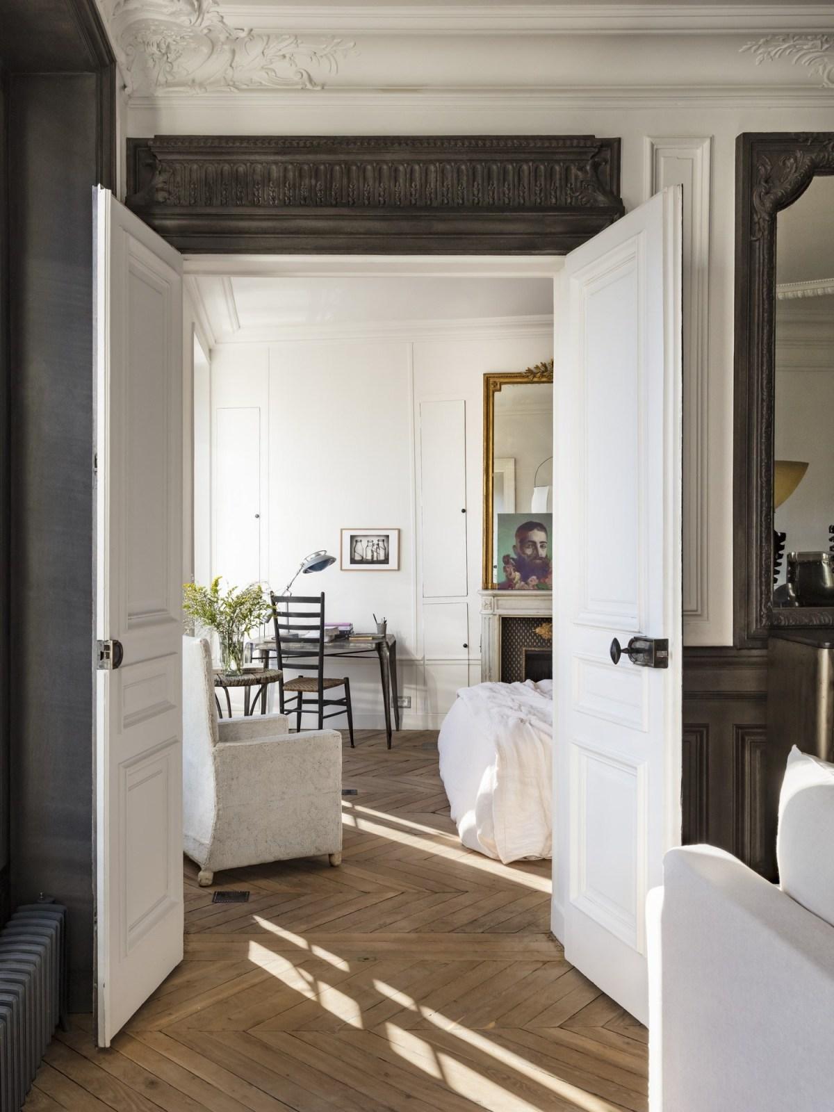 Pied À Terre Paris le pied-à-terre'' sublime concept apartment in paris
