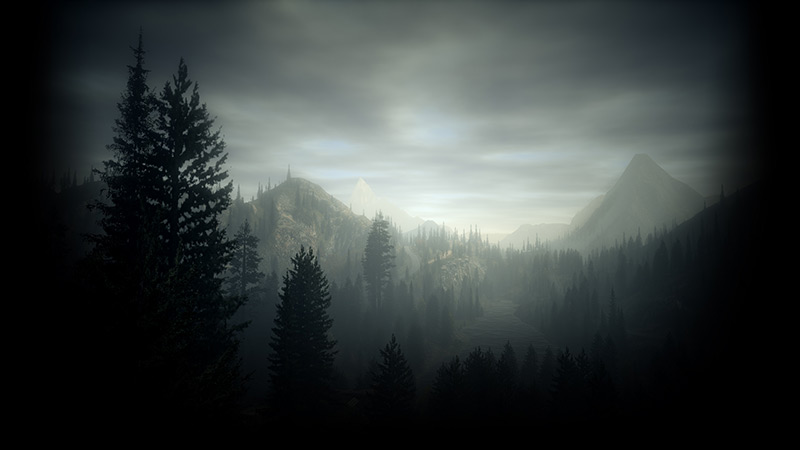 Mountains Fade Wallpaper Engine