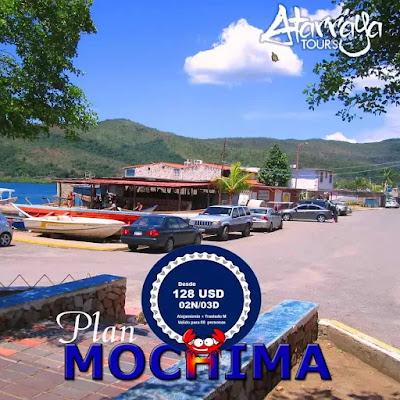 imagen Plan Mochima Casa para 08 personas