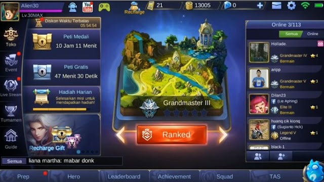 Cara Membeli Diamond Mobile Legends Memakai Unipin