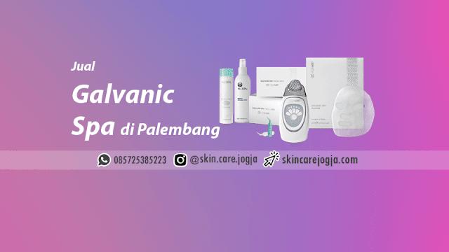 Jual Galvanic Spa Nu Skin Palembang