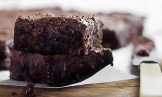 Νηστίσιμα σοκολατένια brownies