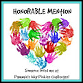 I received an Honourable Mention here in Feb 2020 for challenge 2004