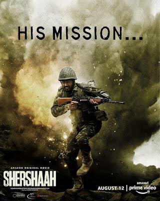Shershaah movie amazon prime