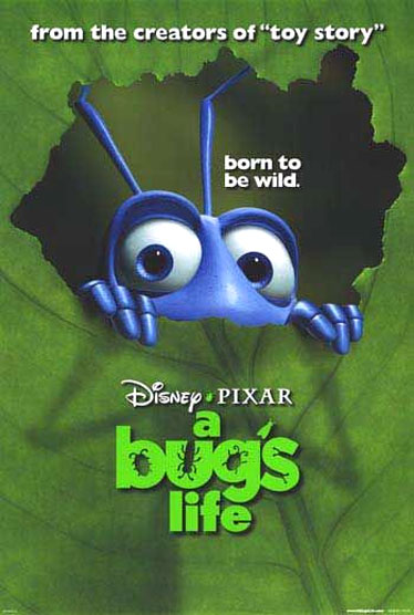 Laura S Miscellaneous Musings Tonight S Movie A Bug S Life 1998
