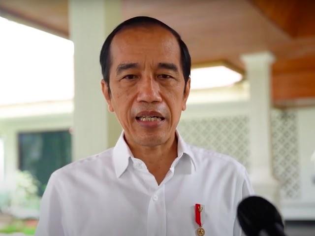 Jokowi Perintahkan Jajaran Terkait Tangani Bencana  NTT dan NTB