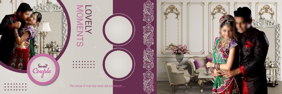 Wedding Album 12×36 PSD DM Designs