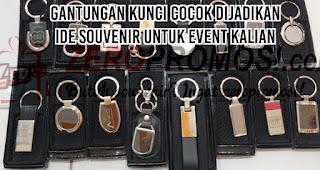 Gantungan Kunci cocok dijadikan ide souvenir untuk event kalian