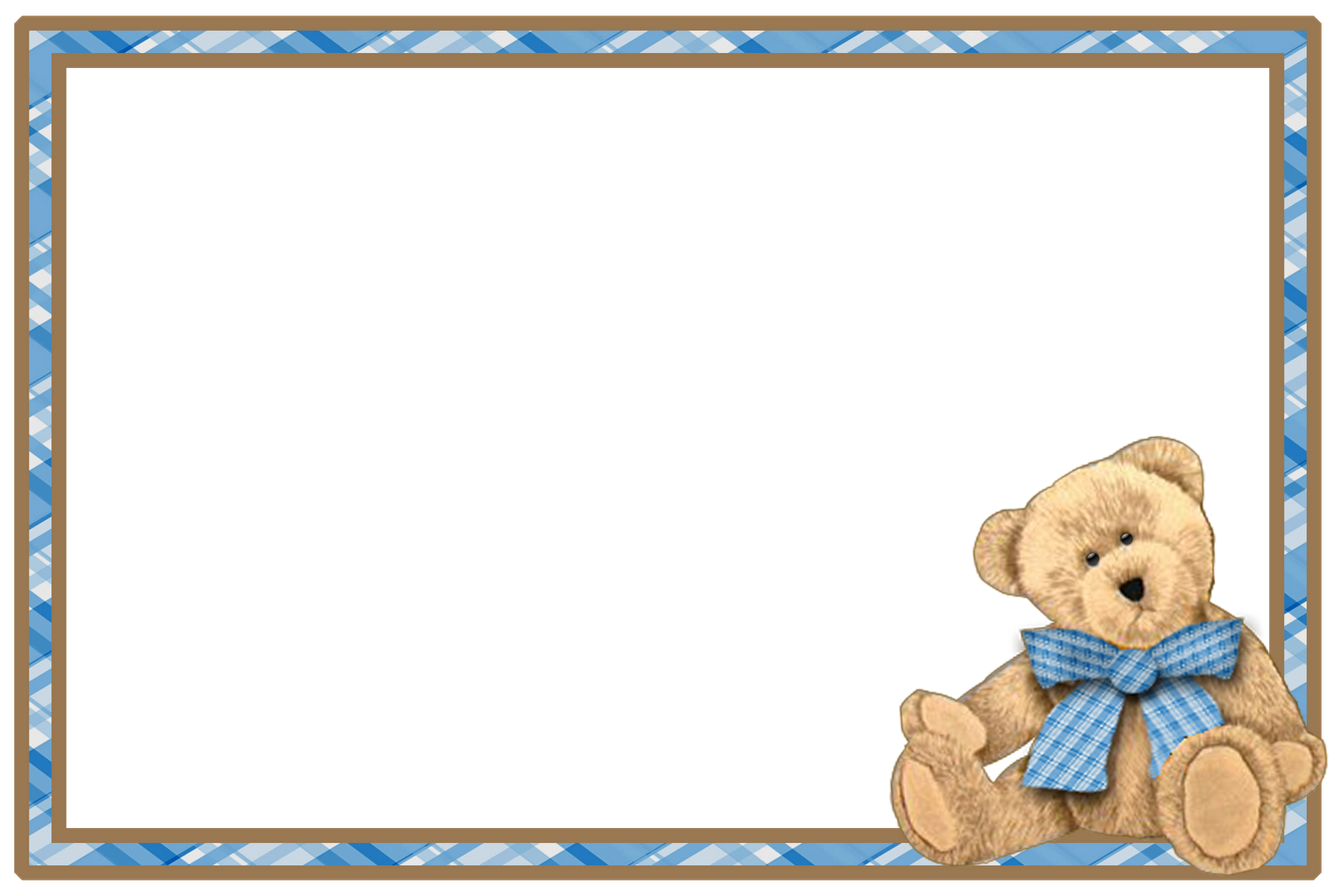 Granny Enchanted S Blog Free Teddy Bear Digi Scrapbook Kit
