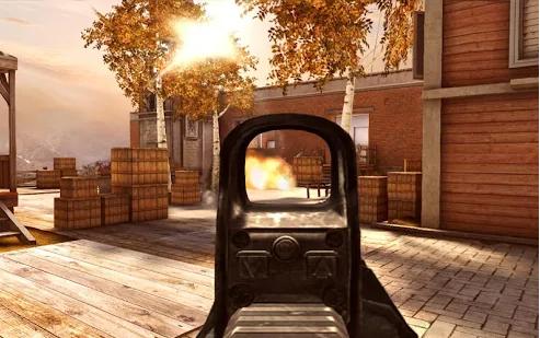 Modern Combat 3: Fallen Nation Apk