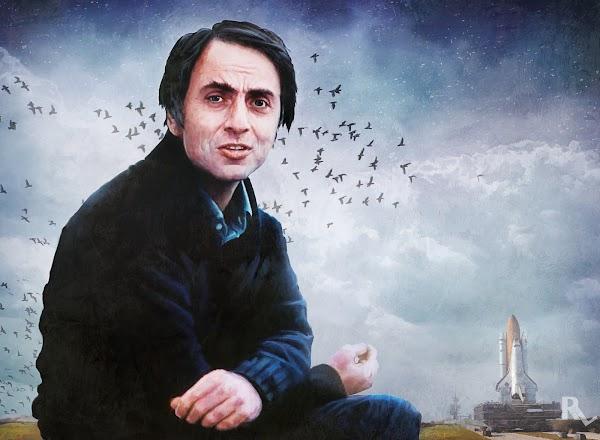 ¿Hay vida inteligente en la tierra? | por Carl Sagan