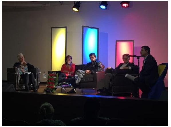 Periodistas, estudiantes y ciudadanía debatieron sobre el rol de los medios en los desastres naturales