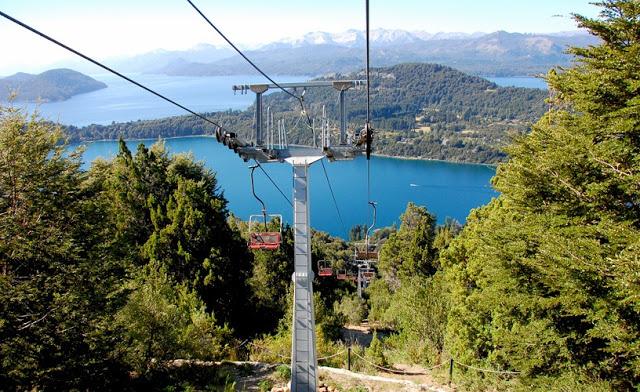 Passeio Circuito Chico em Bariloche