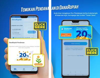 Aplikasi DanaRupiah