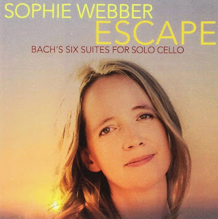 Sophie Webber - Bach cello suites - Gimpy